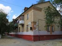 Волгоград, улица Козловская, дом 22. многоквартирный дом