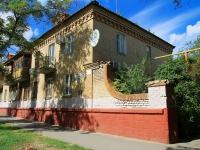 Волгоград, улица Козловская, дом 24. многоквартирный дом
