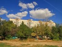Волгоград, улица Козловская, дом 25. многоквартирный дом