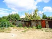 Волгоград, улица Козловская. хозяйственный корпус