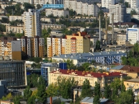 Волгоград, улица Козловская, дом 16. многоквартирный дом