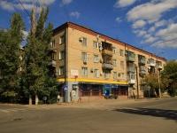 Волгоград, улица Козловская, дом 4. многоквартирный дом
