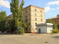 Волгоград, улица Козловская, дом 7. многоквартирный дом