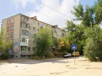 Волгоград, улица Козловская, дом 9. многоквартирный дом