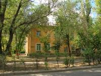 Волгоград, улица Козловская, дом 10. школа творчества
