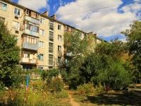 Волгоград, улица Козловская, дом 11. многоквартирный дом