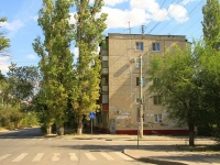 Волгоград, улица Козловская, дом 13. многоквартирный дом