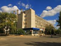 Волгоград, улица Козловская, дом 14. жилищно-комунальная контора
