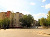 Волгоград, улица Козловская, дом 15. многоквартирный дом