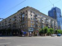 Волгоград, улица Комсомольская, дом 8. многоквартирный дом