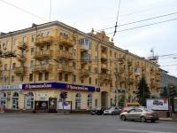 Волгоград, улица Комсомольская, дом 9. многоквартирный дом