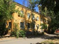 Волгоград, улица Комсомольская, дом 10Б. поликлиника №3