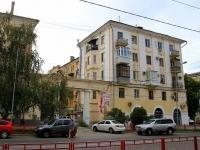 Волгоград, улица Комсомольская, дом 12. многоквартирный дом