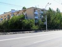 Волгоград, улица Комсомольская, дом 18. многоквартирный дом