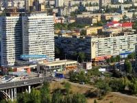 "Волгоград, улица Краснознаменская, дом 3А. кафе / бар ""Жар-пицца"""