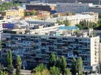 Волгоград, улица Краснознаменская, дом 6. многоквартирный дом