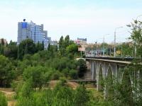 """улица Краснознаменская. мост """"Астраханский"""""""