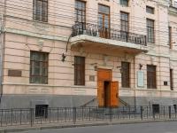 Волгоград, музей Волгоградский областной краеведческий музей, Ленина проспект, дом 7