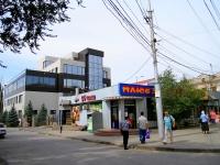 Волгоград, улица 10 Дивизии НКВД, дом 1А. офисное здание