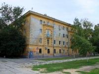 Волгоград, улица 10 Дивизии НКВД, дом 5. многоквартирный дом
