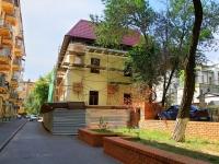 Волгоград, улица Маршала Чуйкова. здание на реконструкции