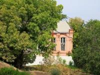 Волгоград, улица Маршала Чуйкова. неиспользуемое здание