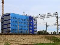 Волгоград, улица Михаила Балонина, дом 2А. офисное здание