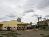 Volgograd, st Balonin, house 10. railway station