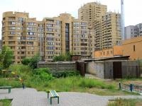 Волгоград, улица Новороссийская, дом 11. многоквартирный дом