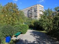 Волгоград, улица Новороссийская, дом 16. многоквартирный дом