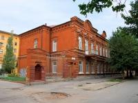 Volgograd, st Pushkin, house 13. music school