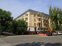 Волгоград, улица Советская, дом 11. многоквартирный дом