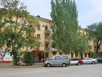 Волгоград, улица Советская, дом 12. многоквартирный дом
