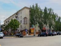 Волгоград, улица Советская, дом 16. многоквартирный дом