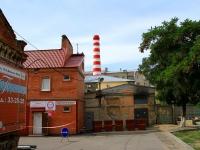 Волгоград, улица Коммунистическая, дом 6А. хозяйственный корпус