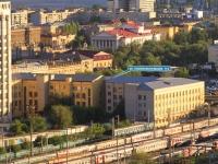 Волгоград, улица Коммунистическая, дом 11А. офисное здание