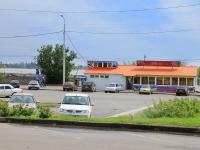 "Волгоград, улица Набережная 62 Армии. кафе / бар ""Царицынъ"""