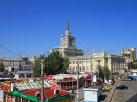 Волгоград, площадь Привокзальная, дом 1/3. кафе / бар
