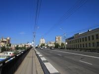 Волгоград, площадь Привокзальная. мост На Привокзальной площади