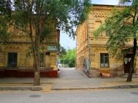 Волгоград, улица Ленина, дом 15. многоквартирный дом