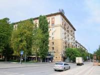 Волгоград, улица Аллея Героев, дом 2. многоквартирный дом