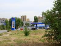 Волгоград, улица Глубокоовражная, дом 25. автозаправочная станция