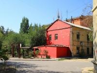 Волгоград, улица Островского, дом 5. офисное здание