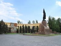 Волгоград, памятник В.И. Ленинуплощадь Ленина, памятник В.И. Ленину