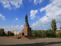 Волгоград, площадь Ленина. памятник В.И. Ленину