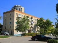 Волгоград, улица Наумова, дом 4. многоквартирный дом