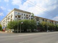 Волгоград, улица Наумова, дом 10. многоквартирный дом