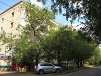 Волгоград, улица Пражская, дом 8. многоквартирный дом