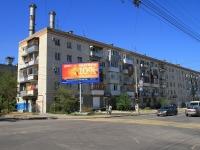 Волгоград, улица Пражская, дом 16. многоквартирный дом
