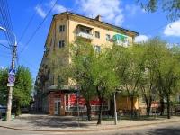 Волгоград, улица Гагарина, дом 16. многоквартирный дом